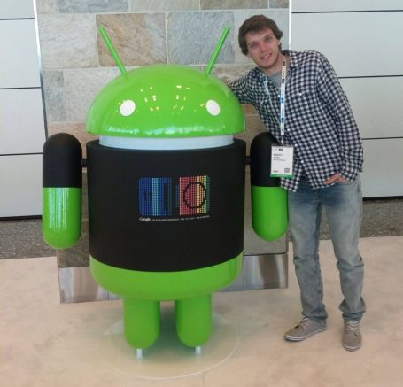 Attending Google I/O
