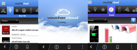 Vouchercloud BlackBerry