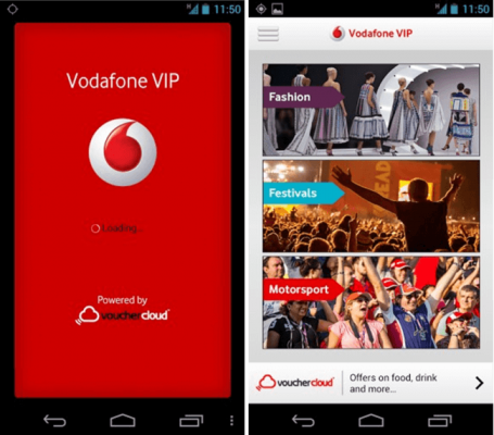Vodafone VIP