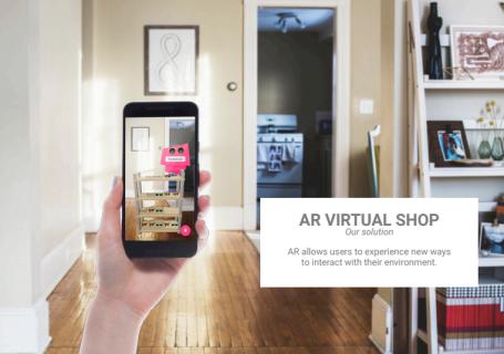 AR Virtual Shop