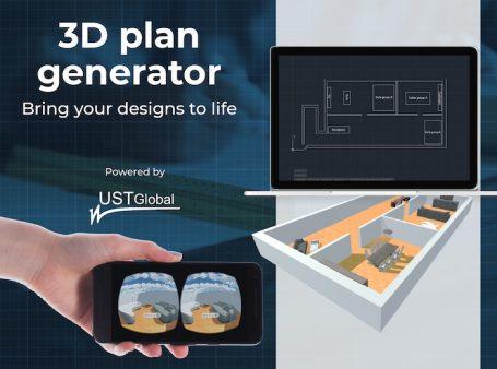 3D PLAN GENERATOR